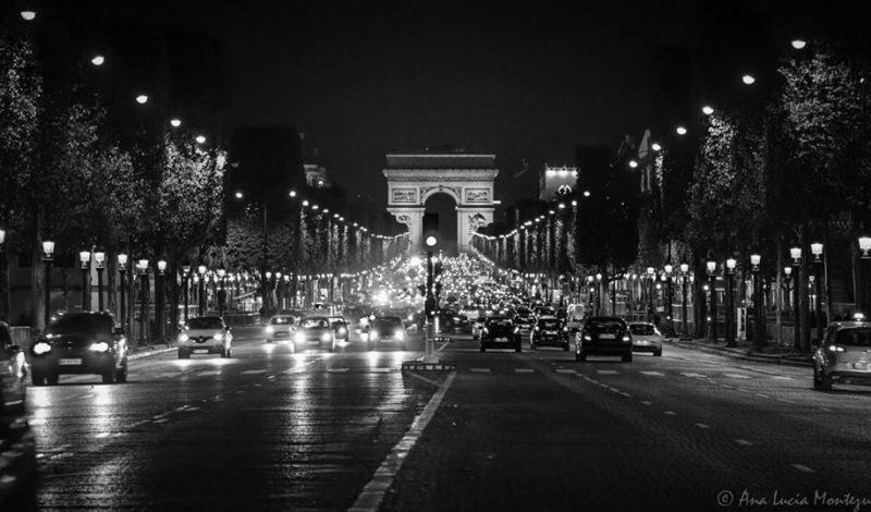 Natal na França, frio e charme