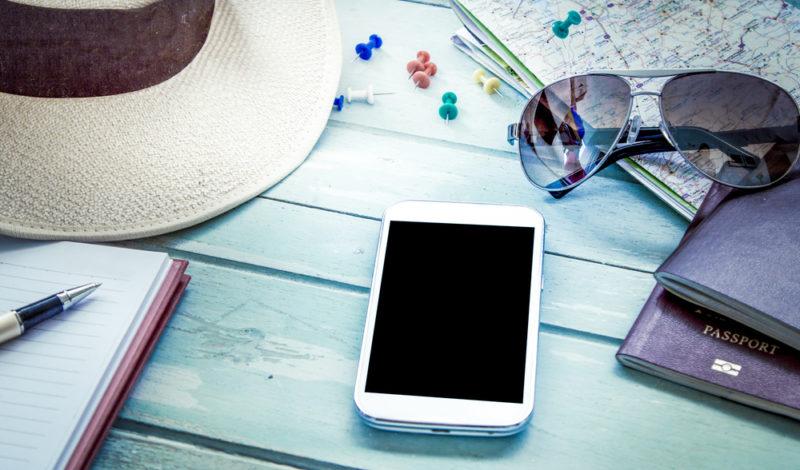 Aplicativos de viagem: conheça 5 indispensáveis