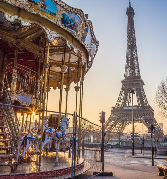 Férias de julho com as crianças pela França: aonde ir