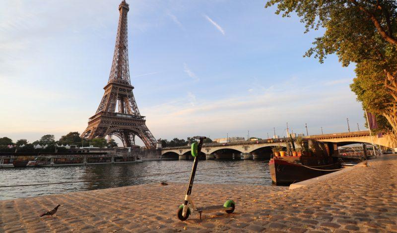 Patinetes e hoverboards: a nova forma de explorar as cidades europeias