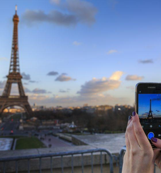 Quanto custa viajar para a França?