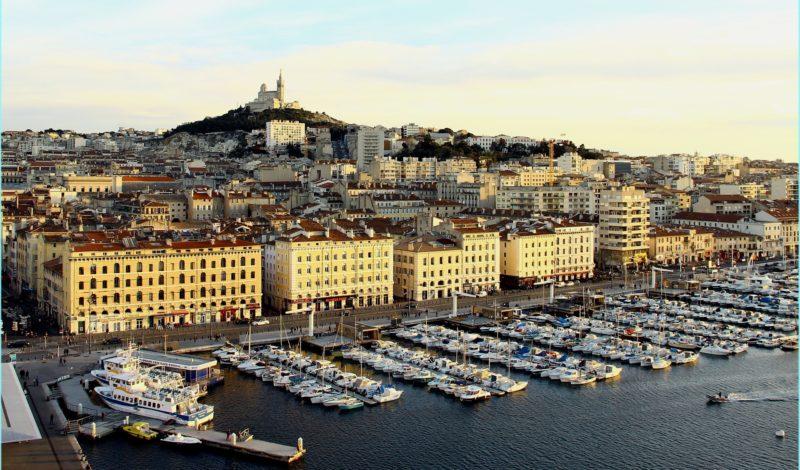 Marselha, o novo destino hype do sul da França