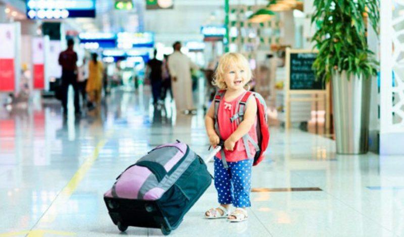 Viagem internacional com crianças: 8 dicas essenciais